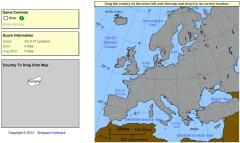 Countries of Europe. Expert Plus. Sheppard Software