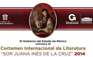 """Certamen Internacional de Literatura """"Sor Juana Inés de la Cruz"""" 2014 (ceape.edomex.gob.mx)"""