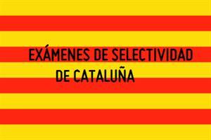 Exámenes de selectividad de Cataluña